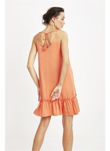 Nautica Ev Elbisesi Oranj